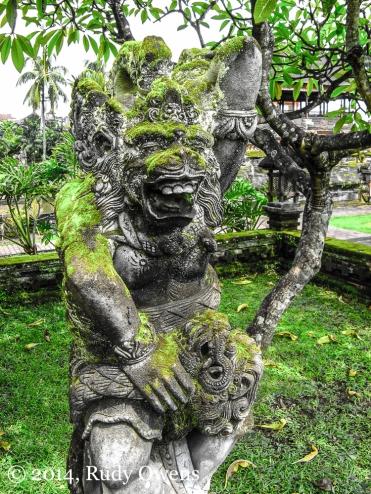 Balinese Statue