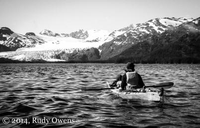 A quiet moment in Blackstone Bay, in Prince William Sound (2010).