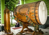 Mosque drum (bedug), Java