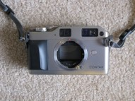 My Contax G1 Camera, a Good Buddy