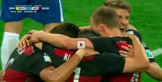 Khedira Goal, 5-0
