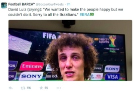 Luiz in Tears