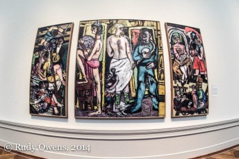 Expressionist Max Beckman
