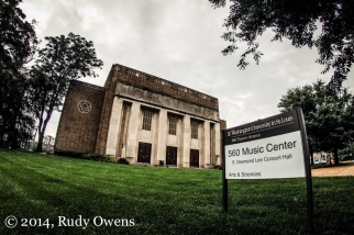 According to Washington University, the school's new Music Center was built in 1930 as the Shaare Emeth Temple. It is an Art Deco style building that was once home home to CASA, the St Louis Symphony Community Music School.