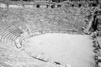 This amphitheater was also used for Roman gladiatorial games.
