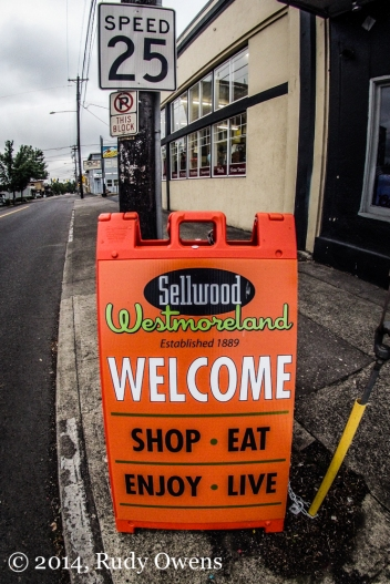 Welcome to Sellwood