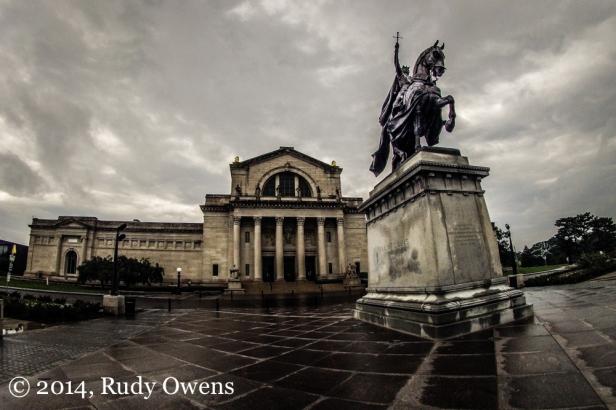 King Louis IX Statue (St. Louis)