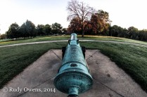 Imperial Spanish Cannon from the 1790s