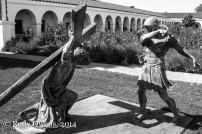 The Passion Sculpture, San Luis Rey Mission
