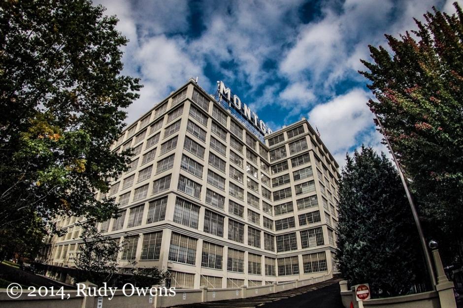 Montgomery Ward Building