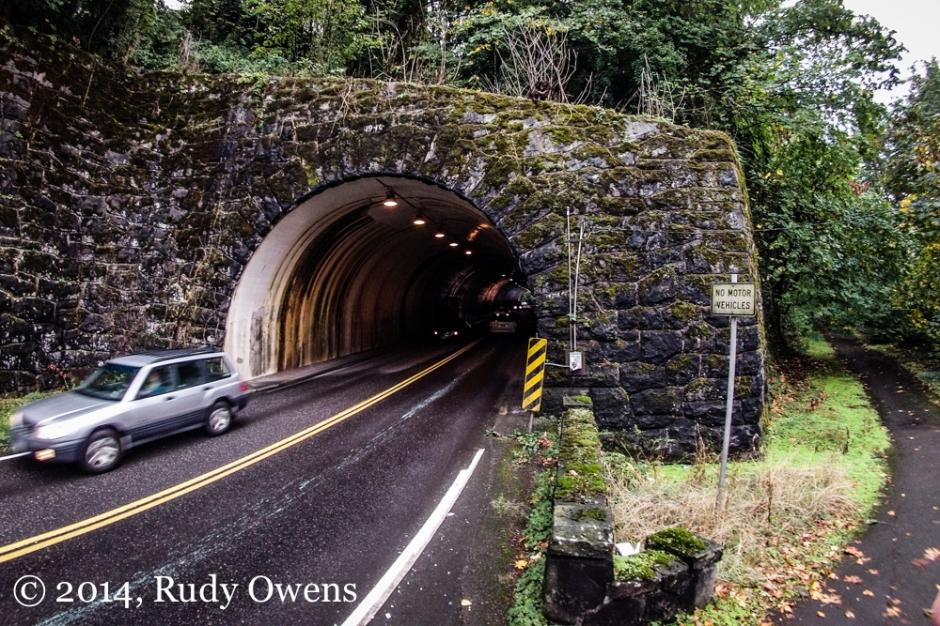 Cornell Drive Tunnel