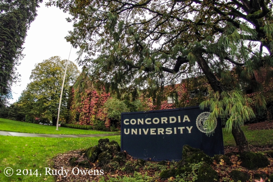Concordia University Luther Hall