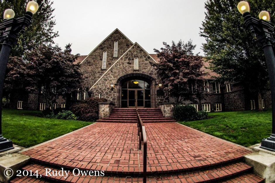 LDS Temple in Southeast Portland