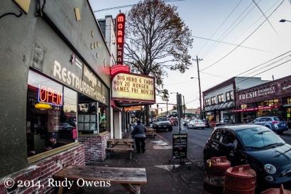 Westmoreland street scene photo