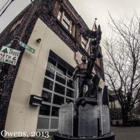Belmont Firehouse Photogrph
