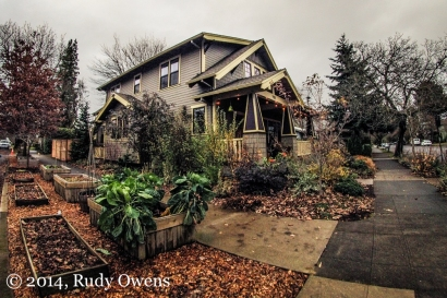Sellwood Home Portrati