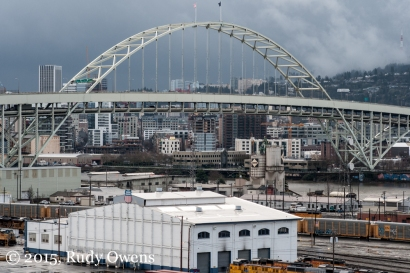Fremont Bridge photo
