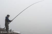 Sturgeon Fisherman Photo