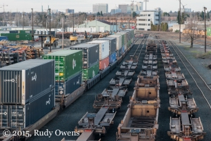 Brooklyn Rail Yard Photo