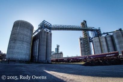 Grain Elevator Photo