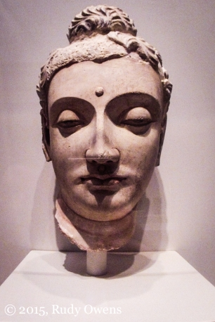 Buddha Head Photo