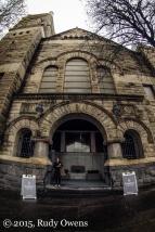 First Baptist Church, Portland