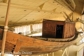 Khufu Ship Photo