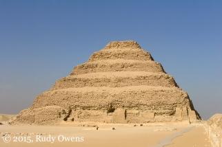 Djoser Pyramid Photo