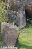 Petroglyph Art, Columbia River Gorge