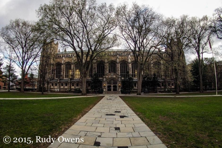 University of Michigan Law School Quad