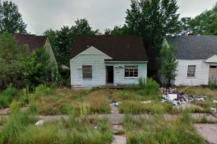 This picture is taken from a Google Maps street view, for the purposes of editorial comment.