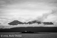 Lynn Canal Lighthouse Photo