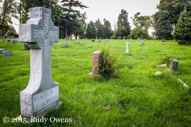 Wilkerson Kornegay's Grave