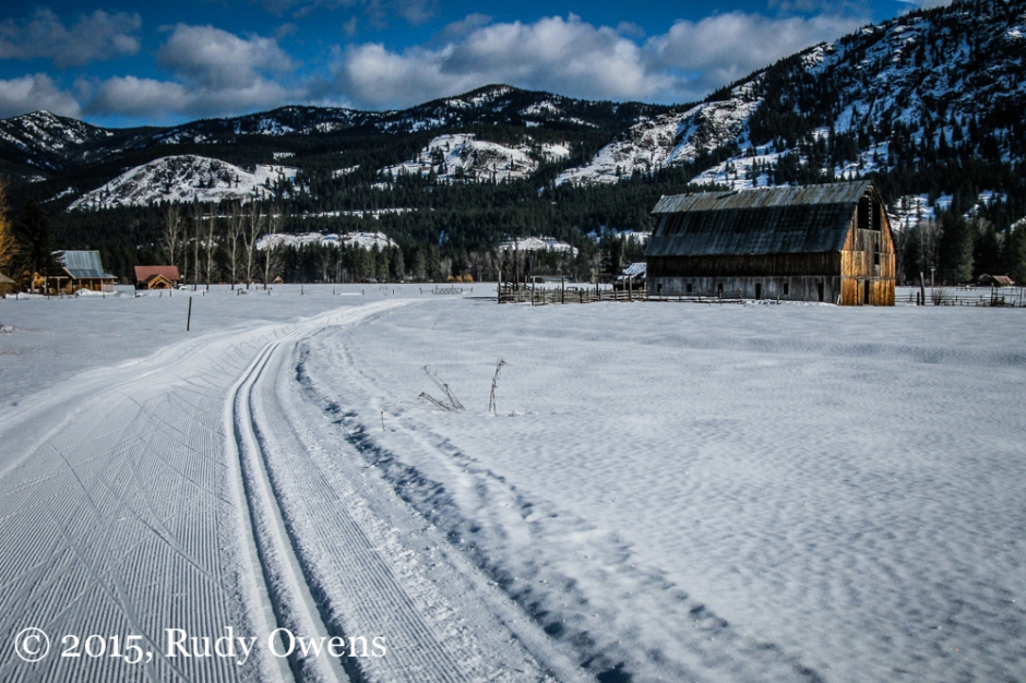 Community Trail, Methow Valley