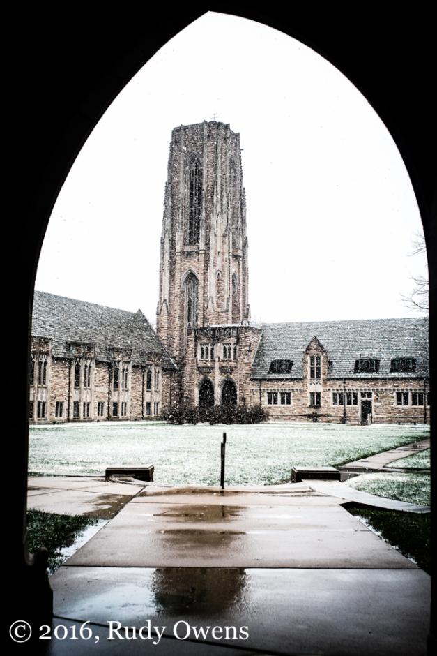 Concordia Seminary, Main Quad