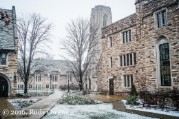 Concordia Seminary, Luther Tower
