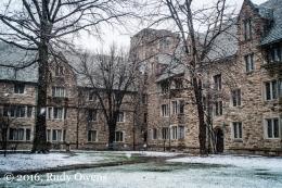 Concordia Seminary, Graebner and Brauer Halls