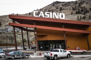Warm Springs Casino