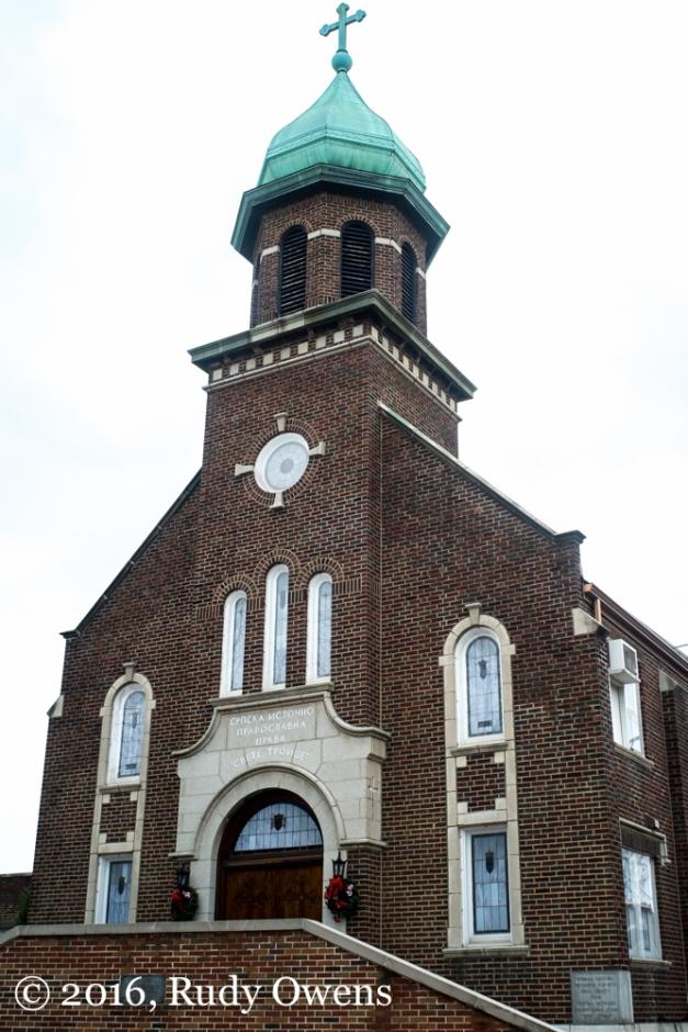 Holy Trinity Serbian Eastern Orthodox Church
