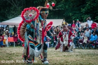 Pow-Wow Dance, Seattle Seafair