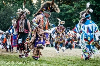 Young Dancers, Seattle Seafair Pow-Wow, 2013