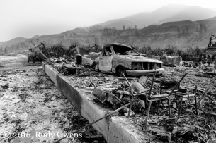 Methow Valley After the Great Fire of 2014
