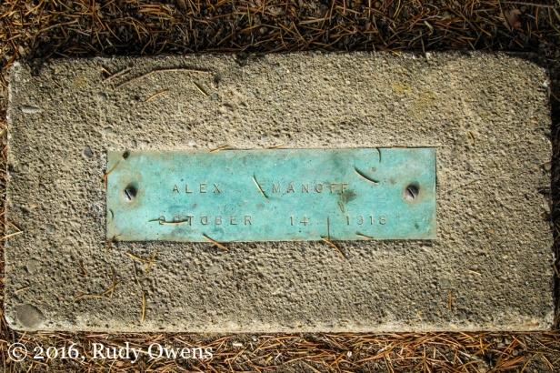 Chemewa Gravestone