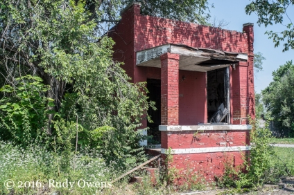 Feral Home, North Side
