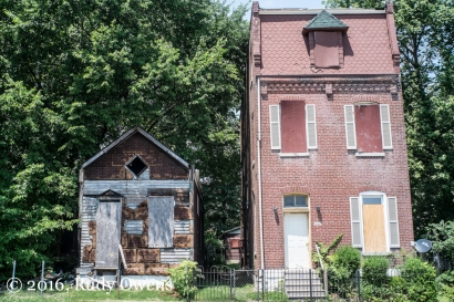 Abandoned Homes, North Side