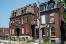Historic North St. Louis Neighborhood