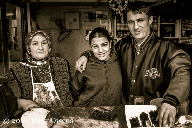 Turkish Restaurateurs