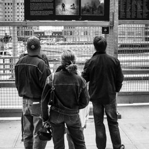Taken in April 2005, Ground Zero, New York City