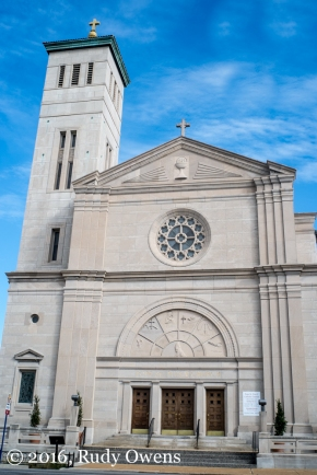 Pope Pius V Church, St. Louis