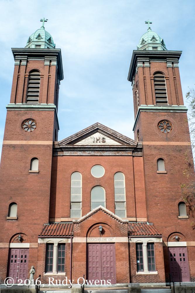 Catholic Churches South St Louis City
